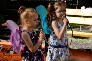 Летний концерт провели в Центре «Новослободский». Фото: Анна Быкова