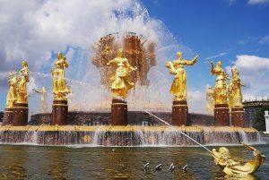 «Связь поколений» — новый социальный проект об истории семейных снимков, сделанных на ВДНХ. Фото: сайт мэра Москвы