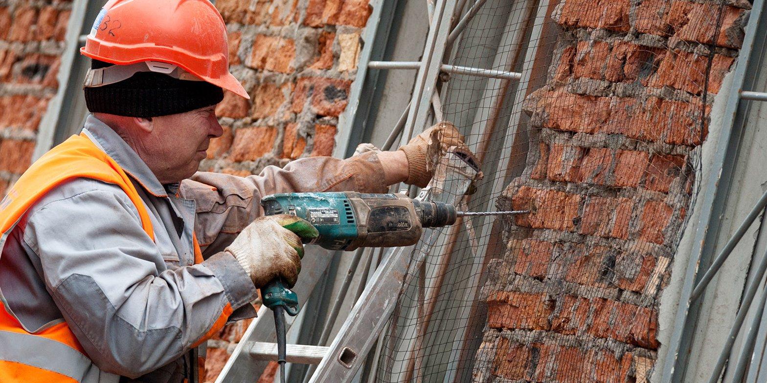 Здание в районе капитально отремонтируют. Фото: сайт мэра Москвы
