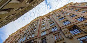 Москвичам рассказали об историческом высотном здании в районе. Фото: сайт мэра Москвы