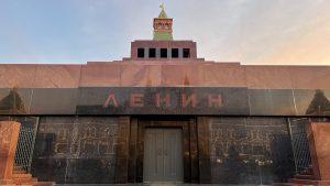 Мавзолей Ленина и некрополь у Кремлевской стены временно закроют. Фото: архив, «Вечерняя Москва»