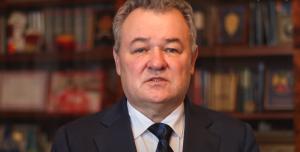 Ректор Московского государственного юридического университета имени Олега Кутафина Виктор Блажеев. Фото: скриншот с видеохостинга