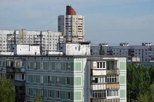 Жилые дома в районе проверят на соблюдение правил безопасности. Фото: Анна Быкова, «Вечерняя Москва»