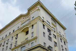 Редкие призматические окна обнаружили на Тверской улице. Фото: Анна Быкова