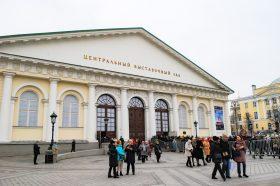 Международный фестиваль искусства откроется в Манеже. Фото: Василя Махиянова, «Вечерняя Москва»