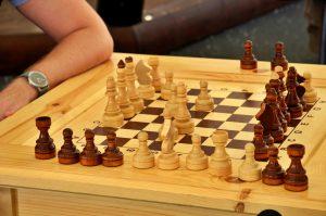 Шахматный турнир организуют в районе. Фото: Анна Быкова